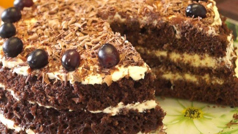 Fina torta za pola sata: recept