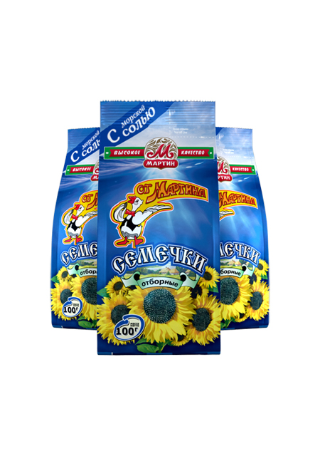 Sjemenke od suncokreta slane morska sol 100g