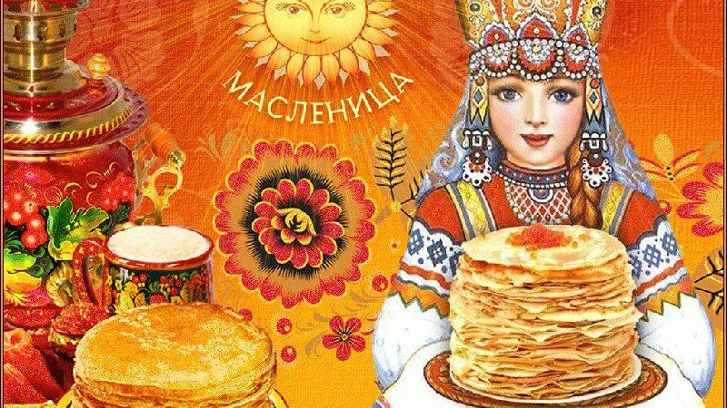 Maslenica - tradicionalni ruski blagdan