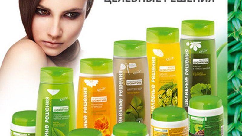 """Šamponi """"Ljekovita Odluka"""" 100% prirodni biljni"""