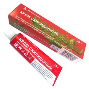 Krema Terpentinska / Skipidarnij 25g