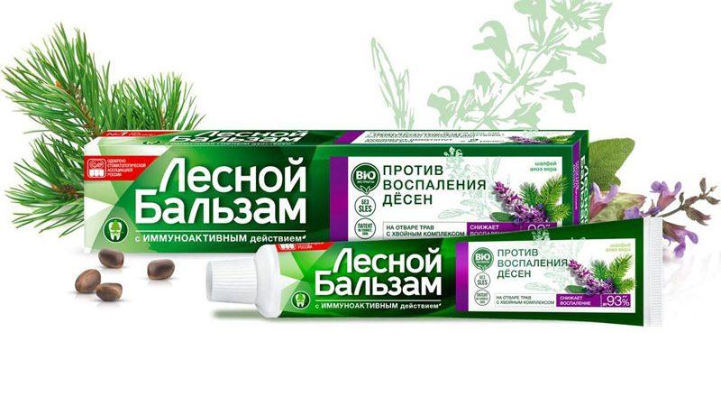 Šumski Balzam zubna pasta