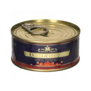 Kavijar crveni losos / gorbuša Russian Crown 95g
