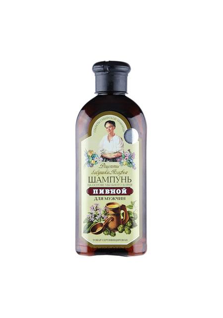 """Šampon od Piva za muškarce """"Recepti bake Agafji"""""""