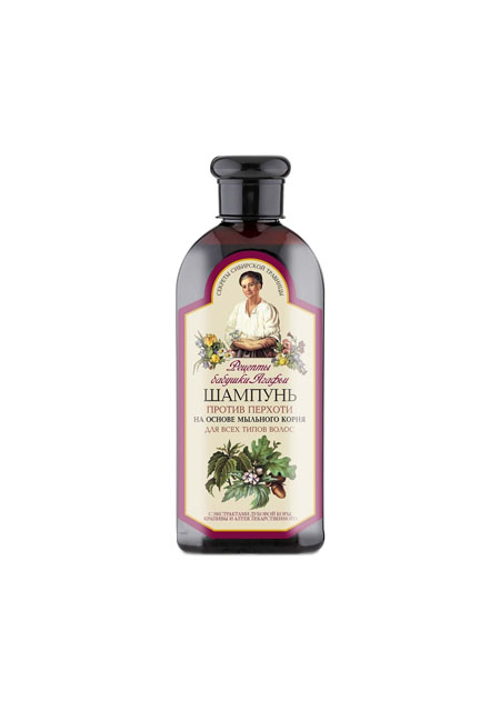 "Šampon protiv prhuti ""Recepti bake Agafji"""