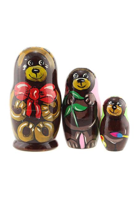 """Babuška """"Medvjed"""" 3 u 1"""