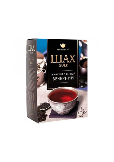 Čaj Šah crni s bergamotom u rinfuzi 230g