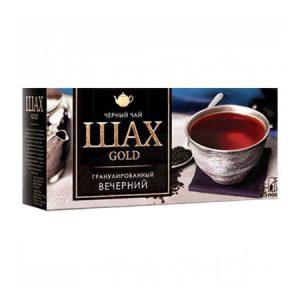 Čaj Šah crni s bergamotom 25 vrećica