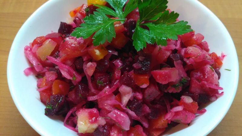 Vinegret - recept tradicionalne ruske salate