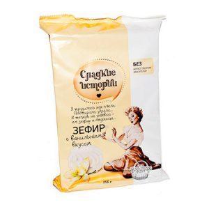 """Zefir """"Slatke priće"""" s okusom vanilije"""
