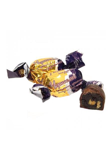 """Bombon """"Šljiva s orahom u čokoladi"""""""