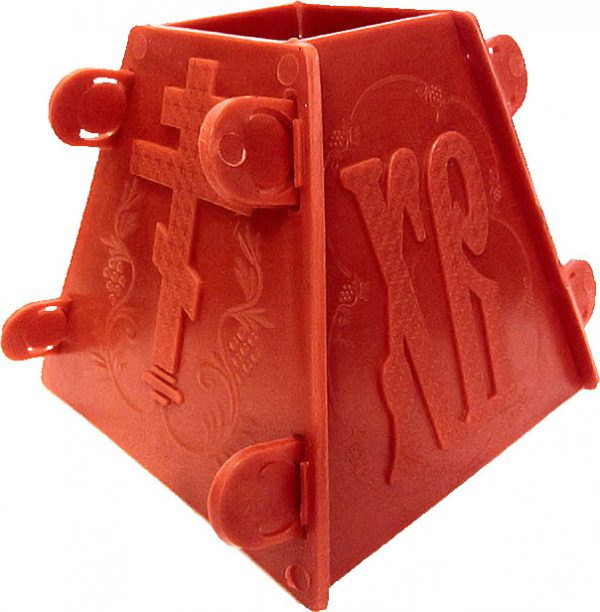 Posuda za kolač Pasha 17cm