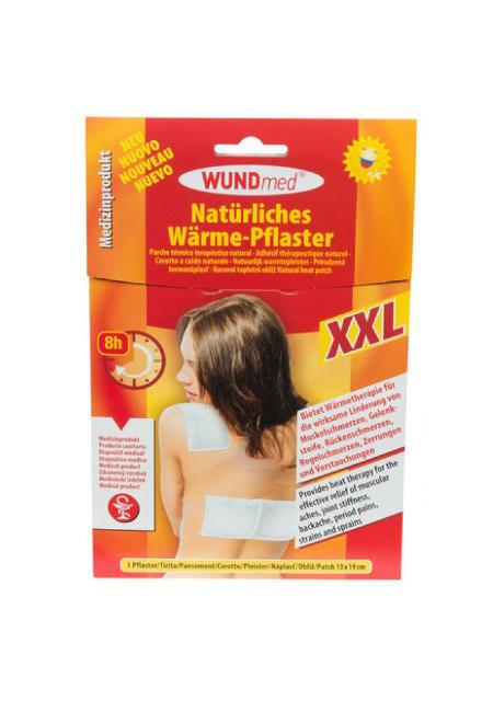 Flaster XXL za zagrijavanje leđa s paprom