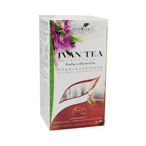 Ivan čaj / Ciprej s glogom