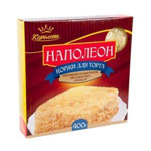 """Kore za tortu """"Napoleon"""""""