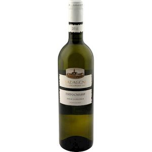 "Vino ""Pirosmani"" Badagoni bijelo polusuho Gruzija"
