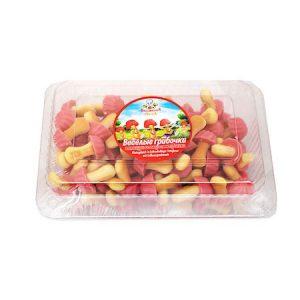 """Keksi """"Zabavne Gljive"""" s okusom jagode"""