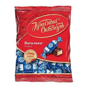 """Bomboni """"Vasiljki"""" čokoladni 250g"""
