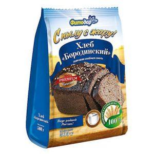 Smjesa gotova za Borodinskij kruh
