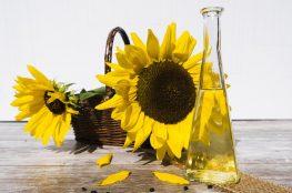 Nerafinirano suncokretovo ulje