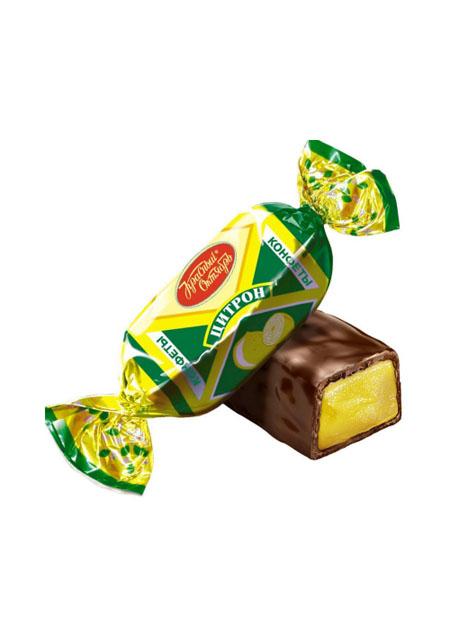 """Bomboni """"Citron"""" čokoladni"""