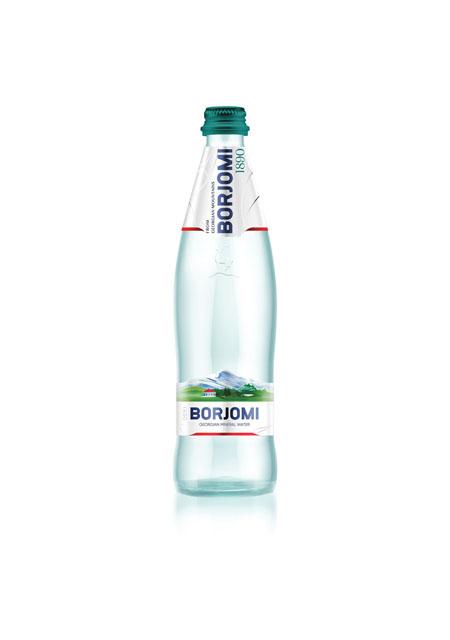 "Mineralna voda ""Boržomi / Borjomi"" 0,5l"