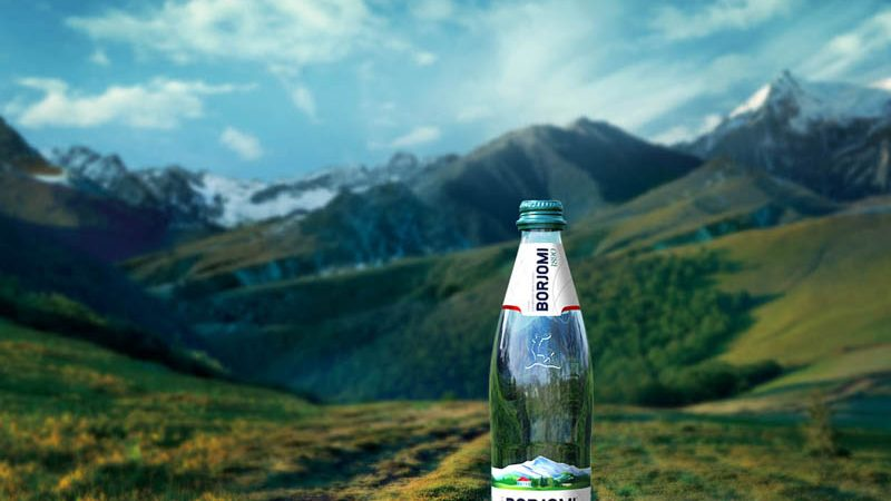 "Mineralna voda ""Borjomi"" / ""Boržomi"""