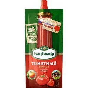 "Kečap ""Baltimor Admiral"" s komadićima rajčice"