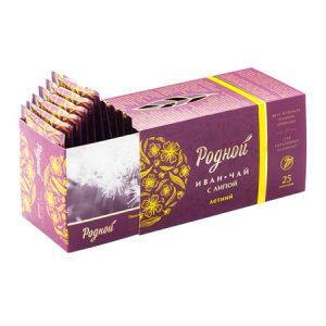 Ivan čaj / Ciprej s lipom 25 vrećica