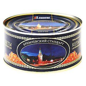 Kavijar crveni losos / gorbuša Kremljovskij standart