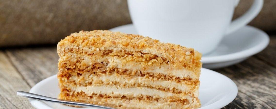 "Recept za klasičnu tortu ""MEDOVIK"""