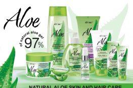 Аloe 97% linija kozmetike za lice, tijelo i kosu