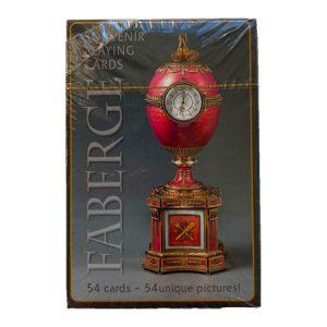 """Karte za igranje / špil karate """"Faberge"""""""