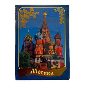 "Karte za igranje / špil karate ""Moskva"""