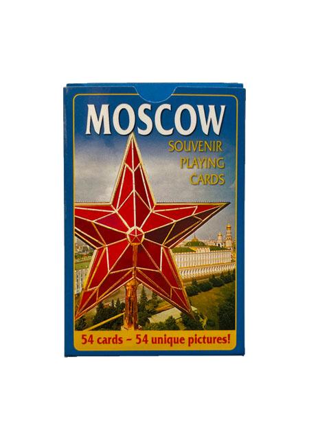 """Karte za igranje / špil karate """"Crvena zvijezda"""""""