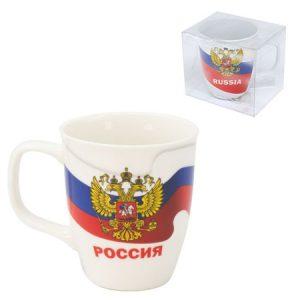 """Šalica """"Rusija"""" suvenir"""