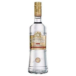 "Votka ""Ruski Standart Zlatni"""